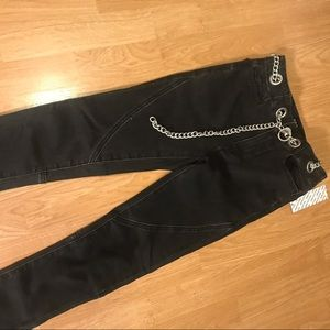BDG High Rise Moto Twig Jeans